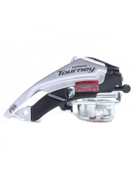 Переключатель универсальный Shimano Tourney FD-TX50-3