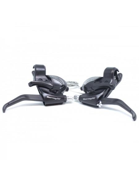 Моноблок Shimano TourneyTX ST-TX800 (3/8 скоростей)