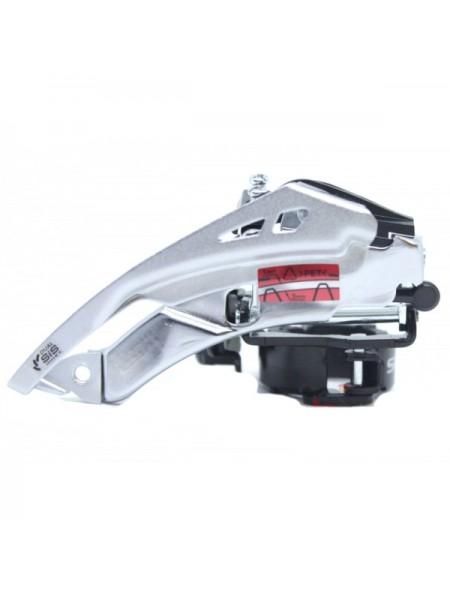Переключатель Shimano Tourney TY-700 7/8 скоростей универсальный (42Т)