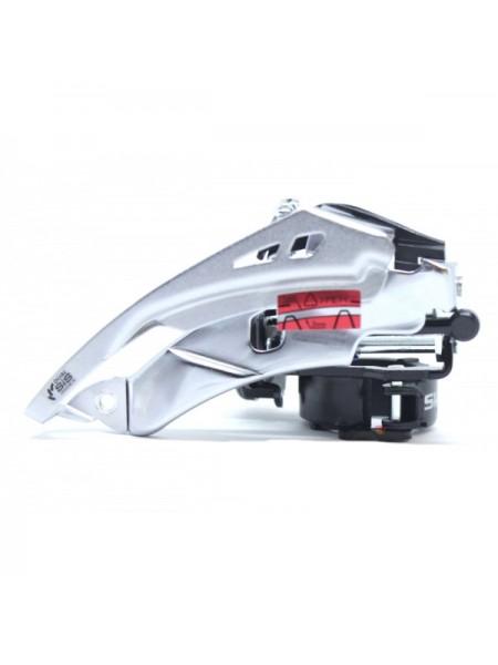 Передний переключатель Shimano Tourney FD-TY710-TS3/TS6 7/8 скоростей (48Т)