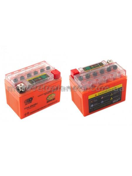 АКБ   12V 4А   гелевый   (114x71x88, оранжевый, с индикатором заряда)   OUTDO, шт