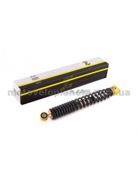 Амортизатор   GY6, DIO ZX   310mm, стандартный   (черный)   ZUNA, шт