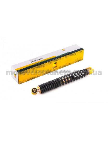 Амортизатор   GY6, DIO ZX   310mm, стандартный   (черный)   HORZA, шт