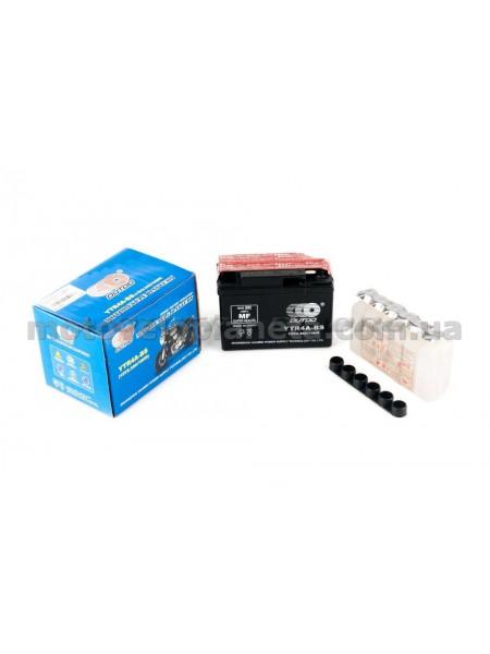 АКБ   12V 2,3А   кислотный, Honda   (114x48x85, черный, mod:YTR  4A-BS)   OUTDO, шт