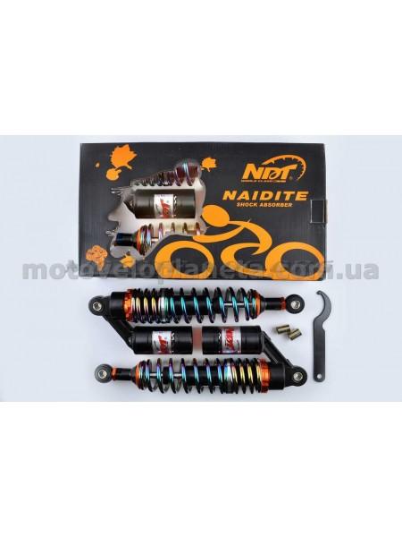 Амортизаторы (пара)   Delta   330mm, газомасляные   (плазма)   NDT, пара