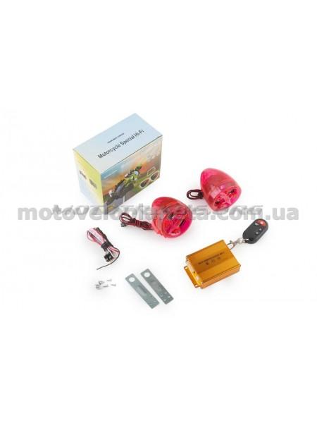 Аудиосистема   (2.5, прозрач, розовая, подсветка, сигн., МР3/FM/SD/USB, ПДУ, разъем ППДУ 3K)   BEST CHOICE   (#0002), шт