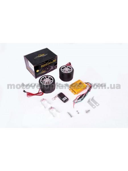 Аудиосистема   (2.5, черные, сигнализация, FM/МР3 плеер, ПДУ)   CZMP3005-4, шт