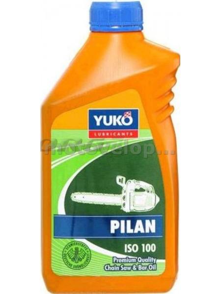 Масло   1л   (минеральное, для смазки цепей бензоинструмента, PILAN ISO 100)   YUKO, шт