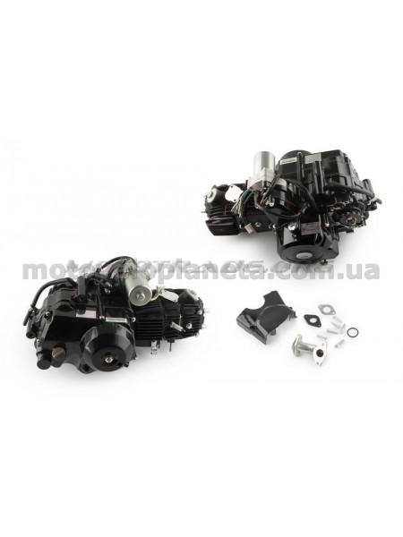 Двигатель   ATV 110cc   (АКПП, 152FMH-J, 1 передача вперед и 1 назад)   TZH, шт