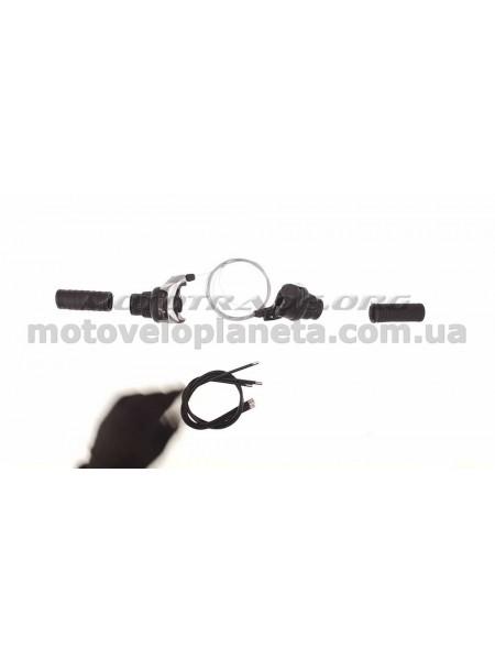 Ревошифт переключения скоростей велосипеда   (L-3, R-6 скоростей) (+ручки руля)   DS, пара