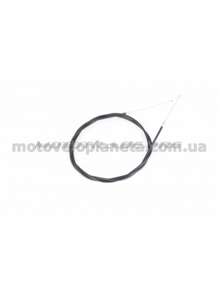 Трос тормоза   велосипедный   (L-1700mm) (черный)  DS, шт