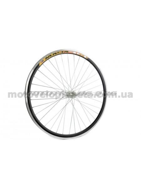 Обод велосипедный (в сборе)   24   (зад, 36 спиц, алюминий)   (двойной)   GL, шт