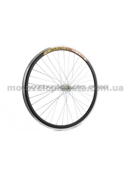 Обод велосипедный (в сборе)   20   (перед, 36 спиц, алюминий)   (двойной)   GL, шт