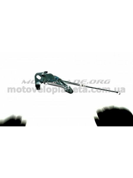 Подножка стояночная боковая велосипедная   (28* колесо) (горная) (хром)   DS, шт