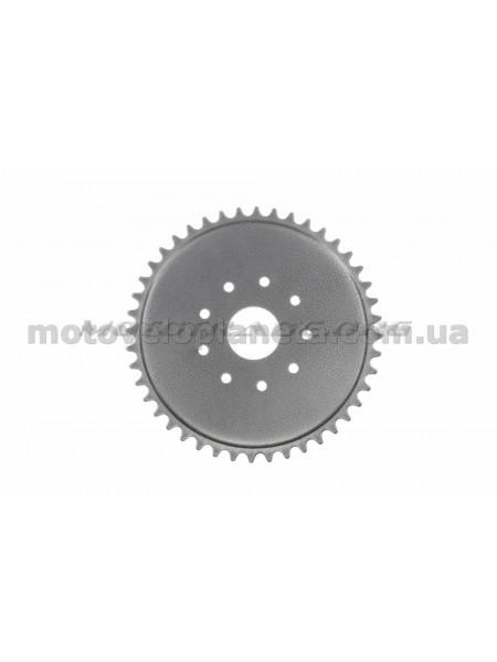 Звезда трансмиссии (задняя)   веломотор   44T   KOMATCU   (mod.A), шт