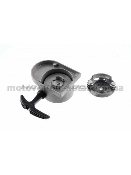 Стартер ручной (в сборе) веломотор   KOMATCU   (mod.A), шт