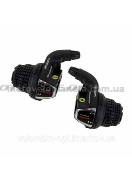 Ревошифт переключения скоростей велосипеда   (L-3, R-6 скоростей)   (RS35)   (SHMN)   KL, пара