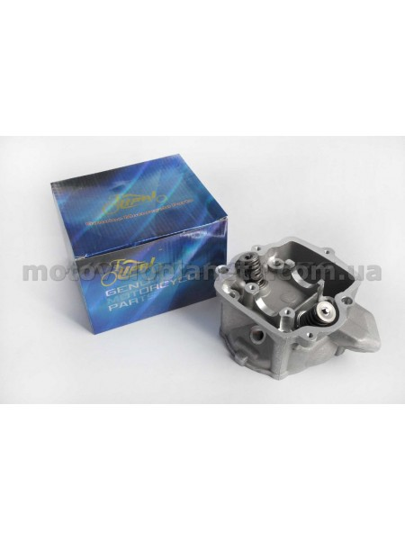 Головка цилиндра   4T CH250   (голая, +клапаны)   KOMATCU, шт