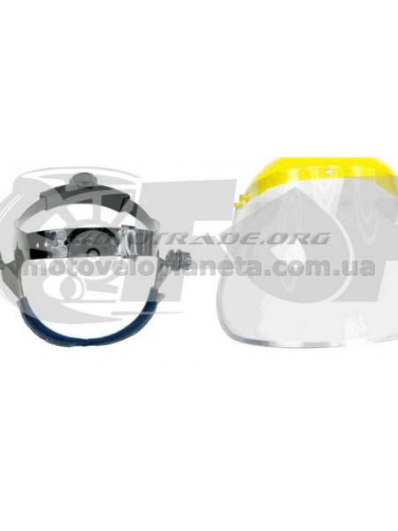Защитная маска косаря   (пластик)   EVO, шт