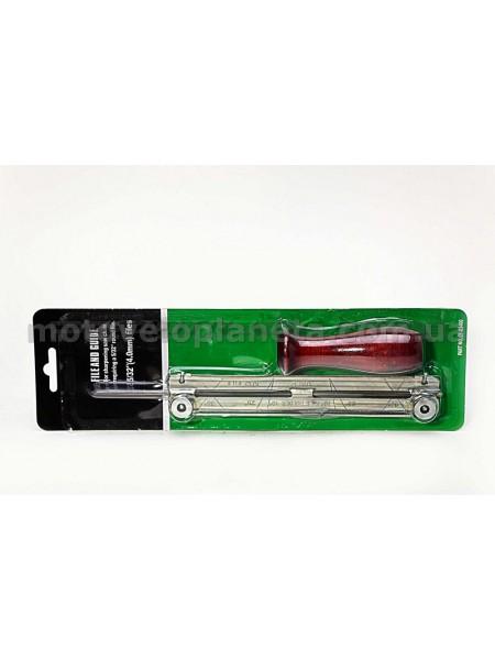 Напильник бензопильный   Ø4,0mm   (+планка, ручка)   (AKME)   EVO, шт