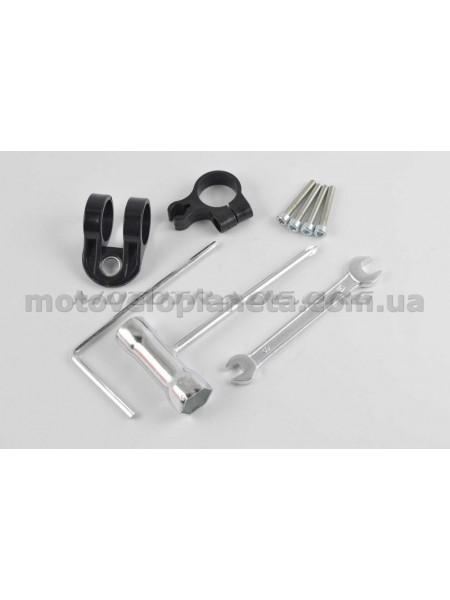 Набор инструментов мотокосы   (ключи + крепления руля), шт