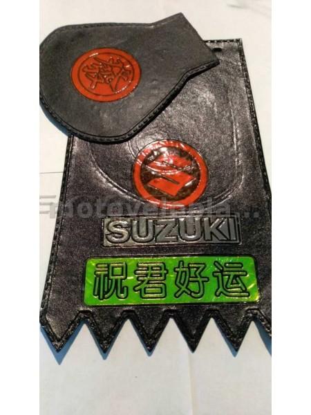 Брызговики на крылья (пара)   (mod:Suzuki)   KML, компл.