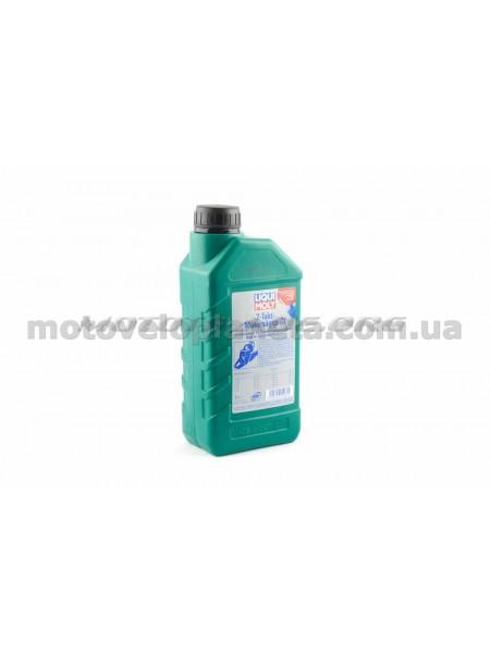Масло   2T, 1л   (минеральное, для бензопил, 2-Takt-Motorsagen-Oil)   LIQUI MOLY   #8035, шт