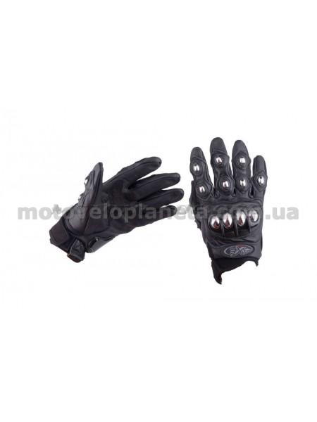 Перчатки   AXE RACING   (size:L, черные)   (mod:2), пара