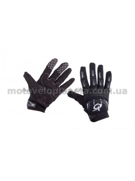 Перчатки   RG   (size:M, черные), пара