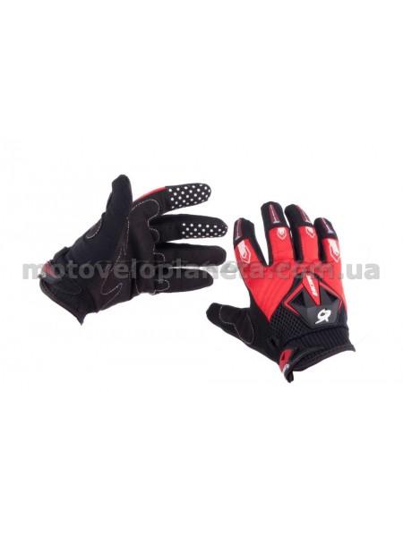 Перчатки   RG   (mod:1, size:M, красно-черные), пара