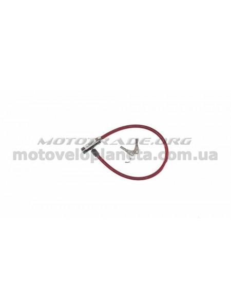 Замок на колесо   (трос 650*12mm) (металл)   SVT, шт