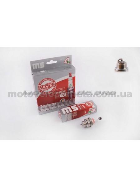 Свеча б/п   L6TC   M14*1,25 9,5mm   MASTER, шт
