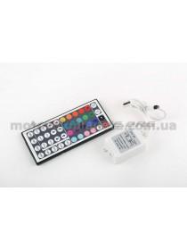 RGB-контроллер (ИК ПДУ, 44 кнопки), шт