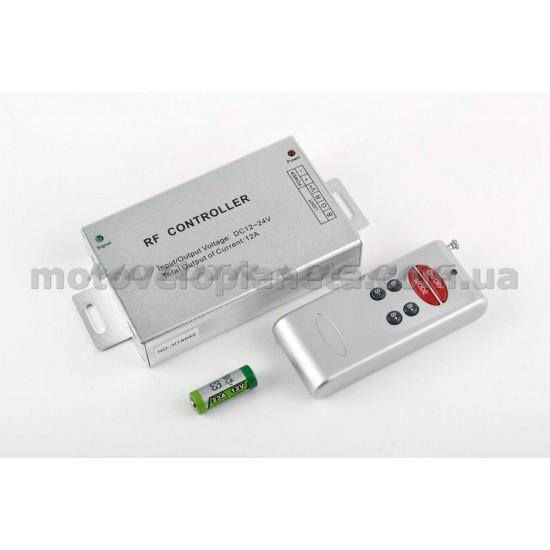 RGB-контроллер (радио ПДУ, 6 кнопок), шт