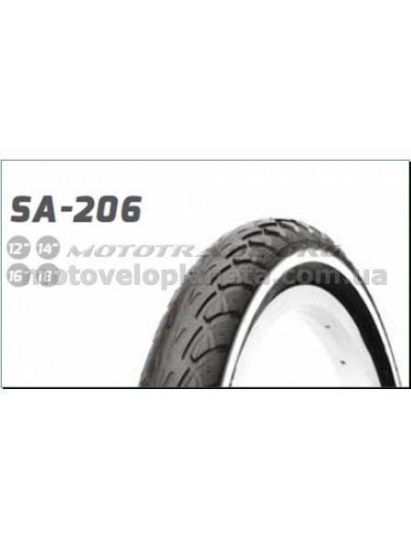 Велосипедная шина   26 * 1,75   (SA-206)   Delitire-Индонезия   (#LTK), шт