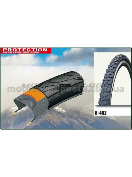Велосипедная шина   28 * 1,75   (47-622)   (Н-462 АНТИПРОКОЛ 5 Level 5mm Rhino skins,,Шиповка)   Chao Yang-Top Brand, шт