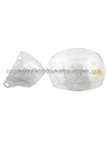 Стекло (визор) шлема-открытого   (на mod:502)   AWINA, шт