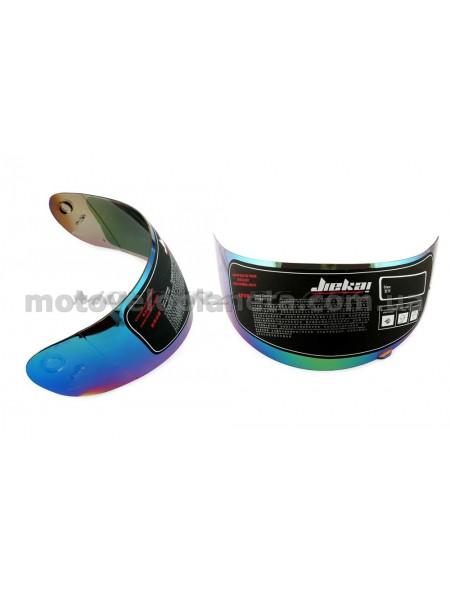 Стекло (визор) шлема-трансформера   (хамелеон)   MRC/TKD, шт