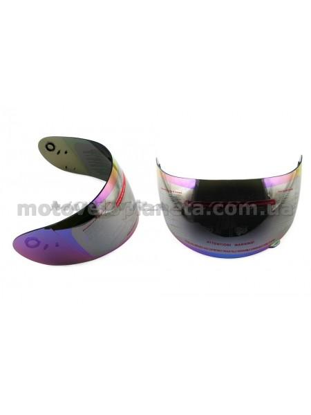 Стекло (визор) шлема-интеграла   (хамелеон)   BULLIT, шт