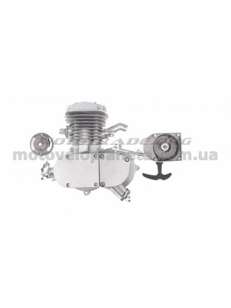 Двигатель   Веломотор   (80cc, голый, + стартер)   KOMATCU   (mod.A), шт