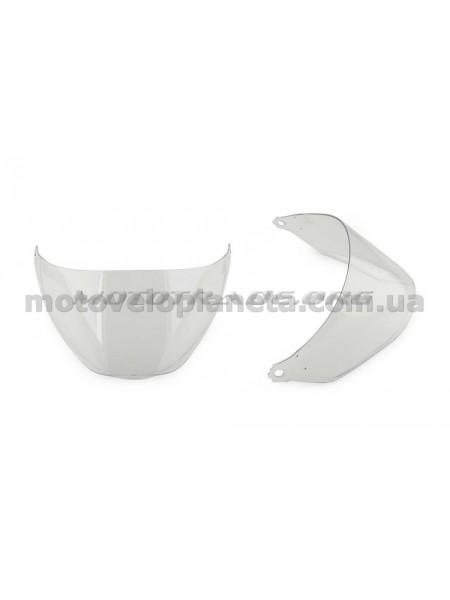 Стекло (визор) шлема-кроссового   (на mod:MX433)   LS-2, шт