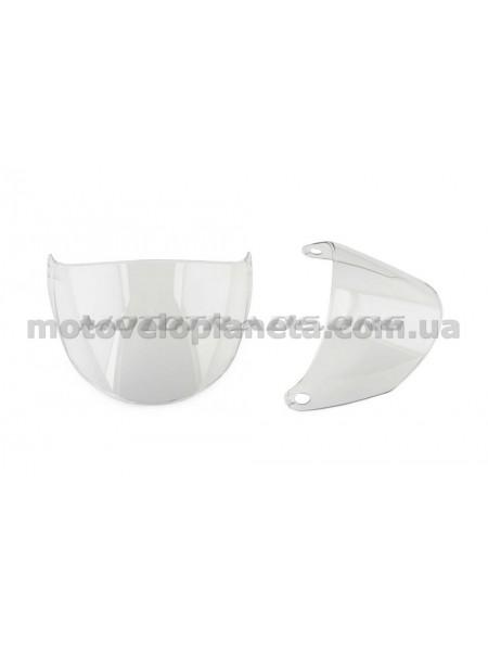 Стекло (визор) шлема-открытого   (на mod:559)   LS2, шт