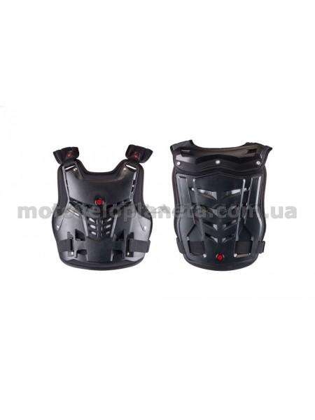 Защита жилет    (size:XL, черный, mod:AM05)   SCOYCO, шт