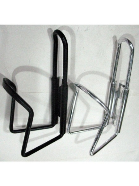 Флягодержатель алюминиевый цвет:черный,белый,синий (#MVG)