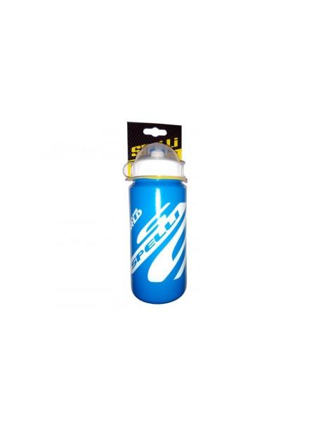 Фляга SPELLI SWB-528-M-(600 ml) синий