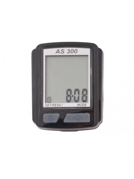"""Велокомпьютер проводной """"Assize"""" (11 режимов) (#MD),mod:AS-300"""