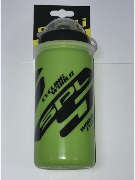 Фляга SPELLI SWB-528-M-(600 ml) зеленый