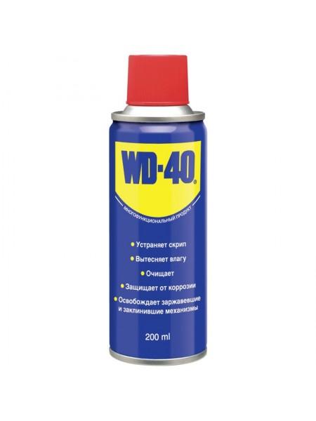Универсальная проникающая смазка WD-40 200 мл