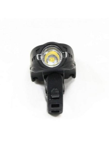 Фара велосипедная (передняя, с креплением, зарядка под USB, ) (#MD), mod:MX-026 (GA-23)