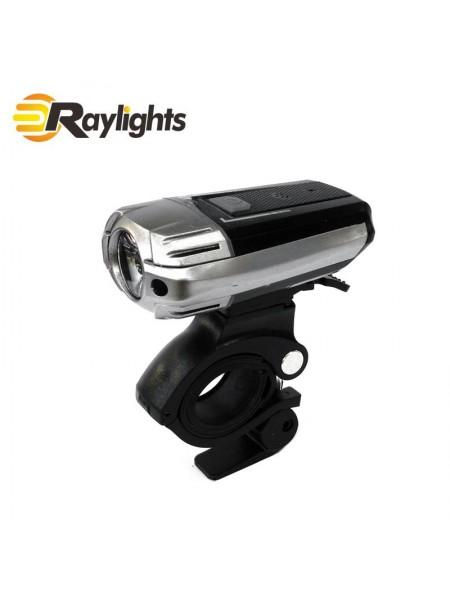 Фара велосипедная (передняя,с креплением, зарядка под USB) (#MD), mod:RPL-2273 (GA-19)